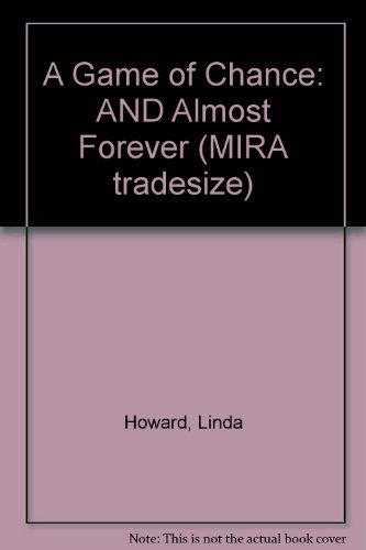 9781741166538: A Game of Chance: AND Almost Forever (MIRA tradesize)