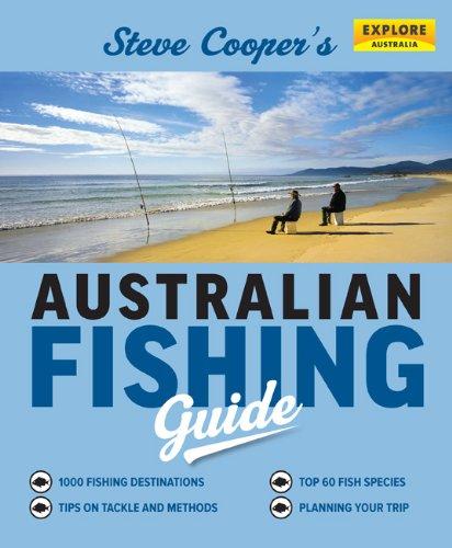 9781741173826: Steve Cooper's Australian Fishing Guide