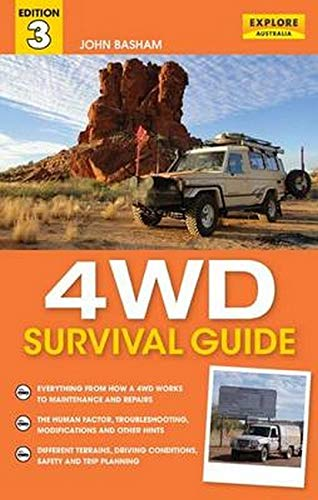 4WD Survival Guide 3rd ed (Paperback): John Basham