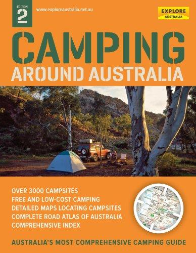 9781741174014: Camping Around Australia