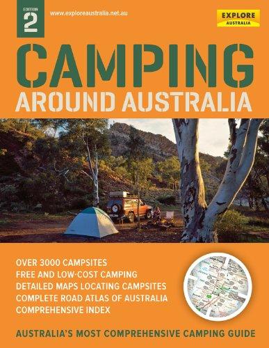 9781741174113: Camping Around Australia