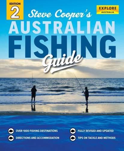 9781741174700: Steve Cooper's Australian Fishing Guide 2nd ed