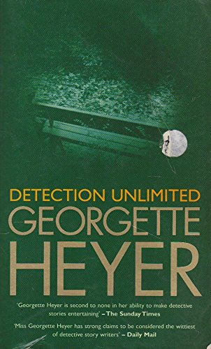 9781741211207: Detection Unlimited