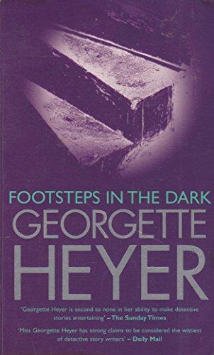 9781741211214: Footsteps in the Dark