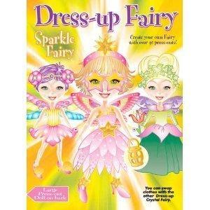 Dress Up Sparkle Fairy