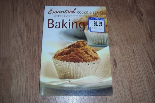 9781741219371: Baking (Essential Cooking)