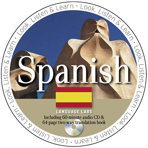 9781741219630: Spanish Language Lab [With Spanish Language Lab Book] (Look Listen and Learn!) (Spanish Edition)