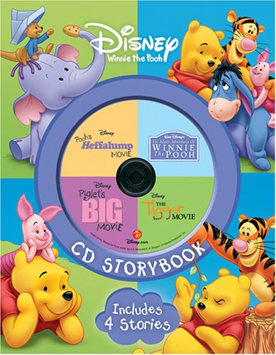 Winnie the Pooh [With CD (Audio)] (1741219698) by A. A. Milne; Eugene H. Shephard