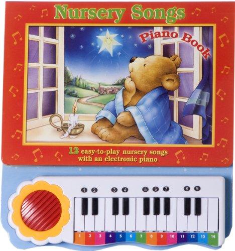 9781741240146: Nursery Songs Piano Book