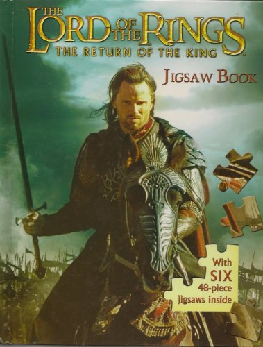 9781741240474: The Lord of the Rings - The Return of the King Jigsaw Book (With Six 48-Piece Jigsaws Inside)