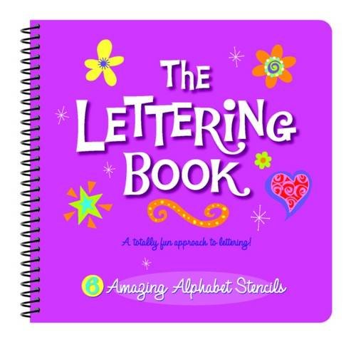 9781741241297: Lettering Book A Totally Fun Approach to Lettering!