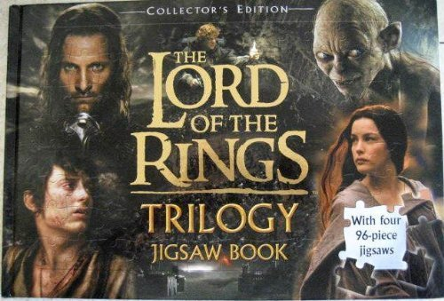 The Lord of the Rings Trilogy Jigsaw: J.R.R. Tolkien