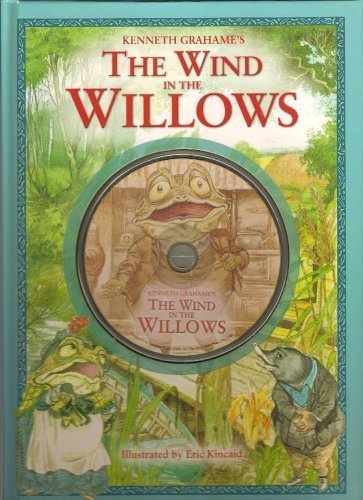 9781741246698: Kenneth Grahame's The Wind in the Willows (Book and Audio Cd Set)