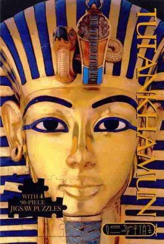 9781741247046: Tutankhamun Deluxe Jigsaw (Deluxe Jigsaw Book)