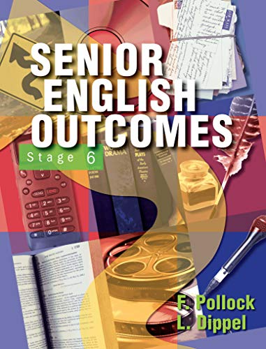9781741250008: Senior English Outcomes, Stage 6