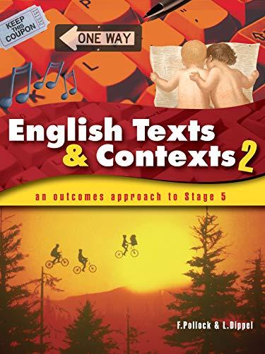 English Texts and Contexts 2 (Paperback): Dippel, L. Pollock