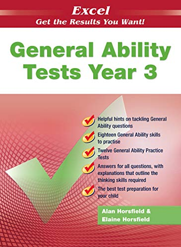 General Ability Tests (Paperback): A. Horsfield