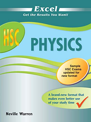 EXCEL HSC - Physics: n/a