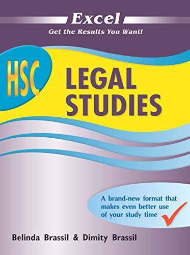 HSC Legal Studies (Paperback): Belinda Brassil