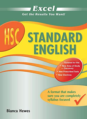 Excel Hsc - English Standard Study Guide (Paperback): Bianca Hewes