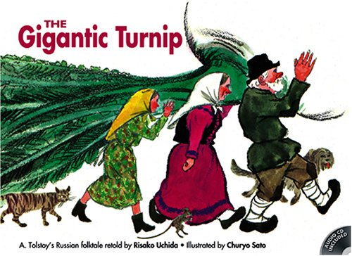 9781741260267: The Gigantic Turnip: A. Tolstoy's Russian Folktale (R.I.C. Story Chest Books)