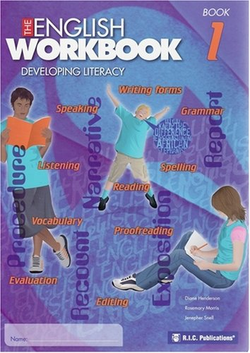 9781741264524: The English Workbook: Developing Literacy.