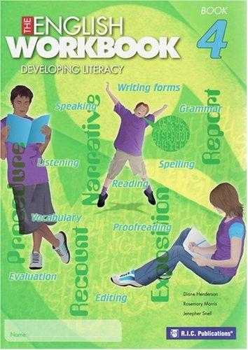 9781741264555: The English Workbook: Developing Literacy.