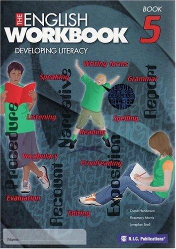9781741264562: The English Workbook: Developing Literacy.