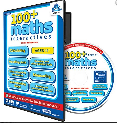 100 Maths Interactives 11+