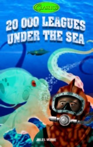 9781741267136: 2000 Leagues Under the Sea 5 Pack (Classics)
