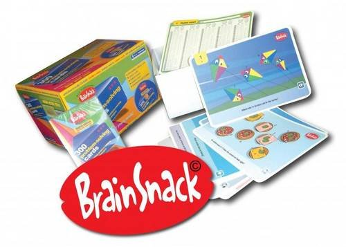9781741267884: Brainsnack: 300 Problem Solving Cards with Unlimited Site Licence CD