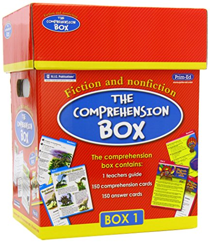 The Comprehension Box (Ages 7-8+) (Mixed media product): RIC Publications