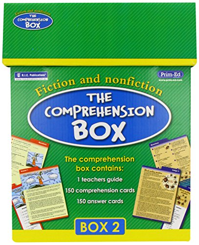 9781741268409: The Comprehension Box (Ages 9-10+)