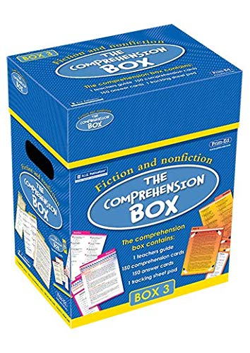 9781741268416: The Comprehension Box (Ages 11+)