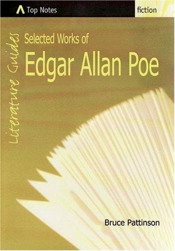 9781741305500: Selected Works of Edgar Allan Poe
