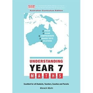 Understanding Year 7 Maths: Australian Curriculum Edition (New): Warwick Marlin