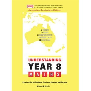 9781741307870: Understanding Year 8 Maths: Australian Curriculum Edition ( Express Courier From Sydney / DHL / TNT / Fedex or Ups)