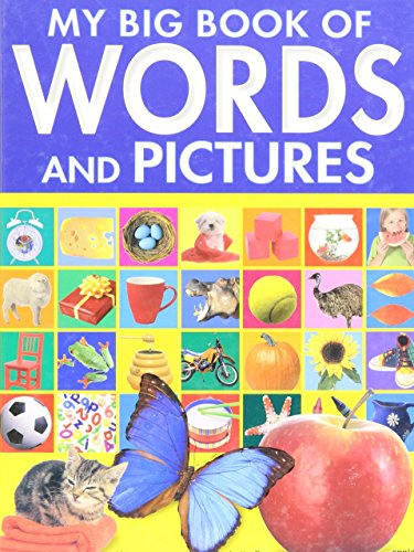 9781741570298: My Big Book of Words and Pictures