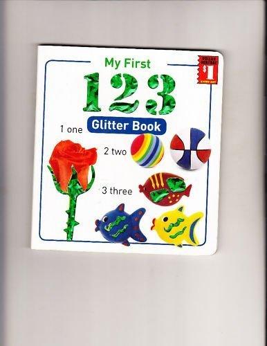 9781741570922: 123 (My First Glitter Books)