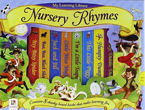 9781741571974: Nursery Rhymes (Learning Library)