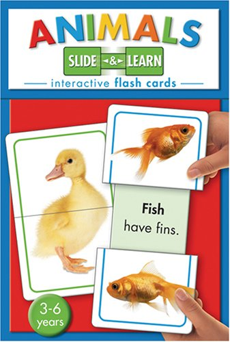 Animals (Slide and Learn): Insera, Rose
