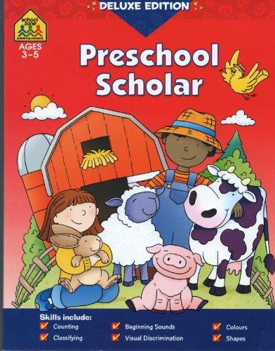 9781741573503: Preschool Scholar