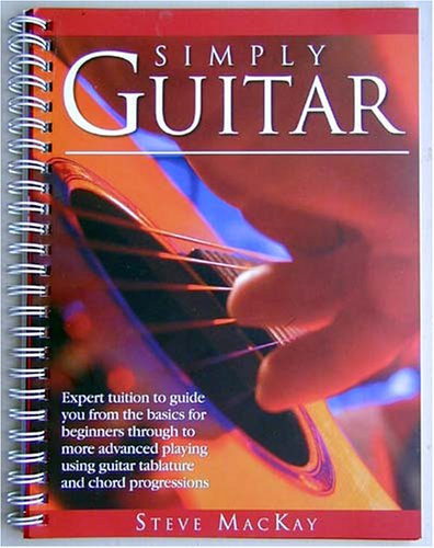 9781741575347: Simply Guitar (Book and DVD)