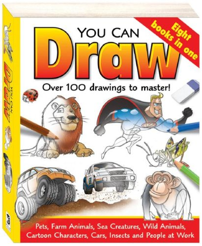 9781741576108: You Can Draw