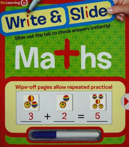 9781741579017: Write & Slide Early Maths