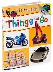 9781741579338: Things That Go (Lift the Flap)