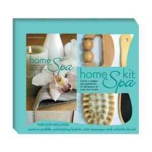 9781741579529: Home Spa Kit