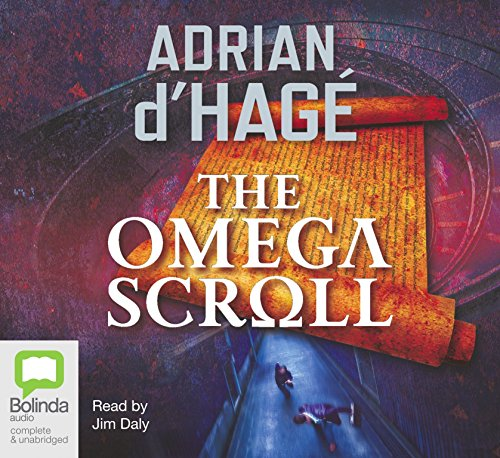 The Omega Scroll (Compact Disc): Adrian D'Hage