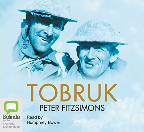 9781741636482: Tobruk (MP3)