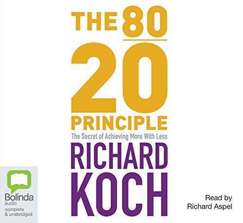 9781741636772: The 80/20 Principle